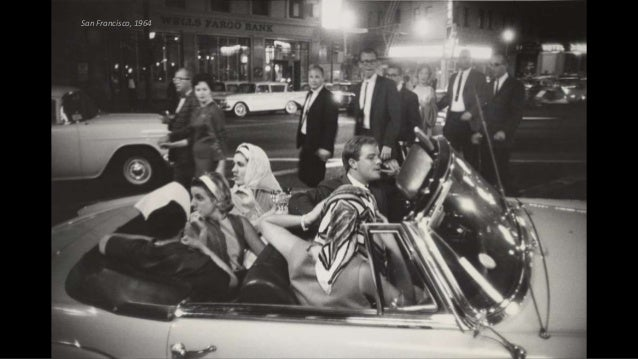 San Francisco, 1964