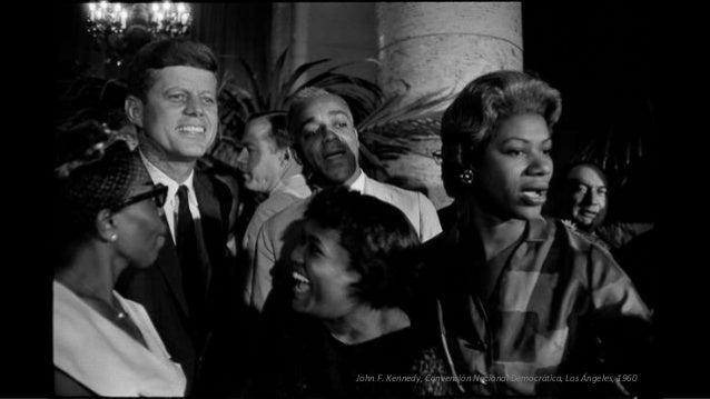 John F. Kennedy, Convención Nacional Democrática, Los Ángeles, 1960
