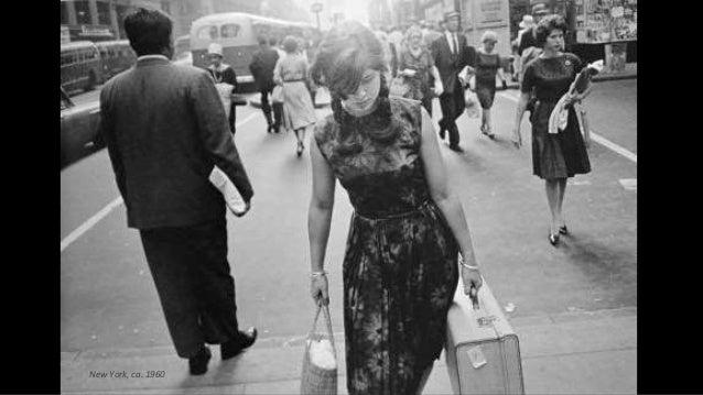 New York, ca. 1960