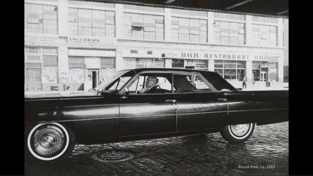 Nueva York, ca. 1963