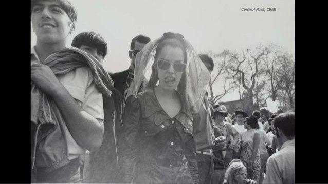 Central Park, 1968