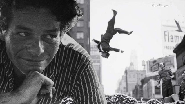 Masters of Photography: Garry Winogrand (1) Slide 3