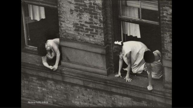Nueva York, 1950s