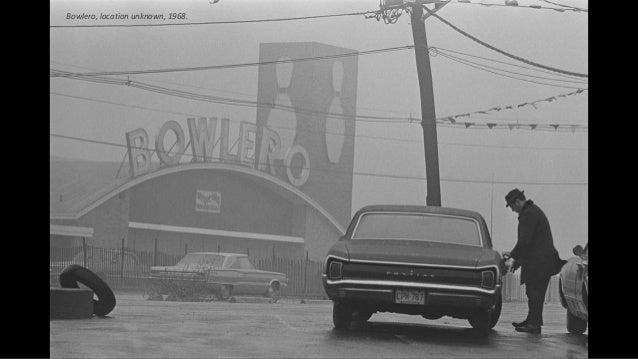 Bowlero, location unknown, 1968.