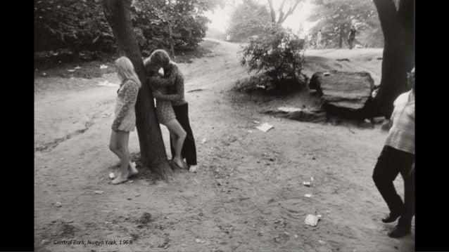 Central Park, Nueva York, 1969