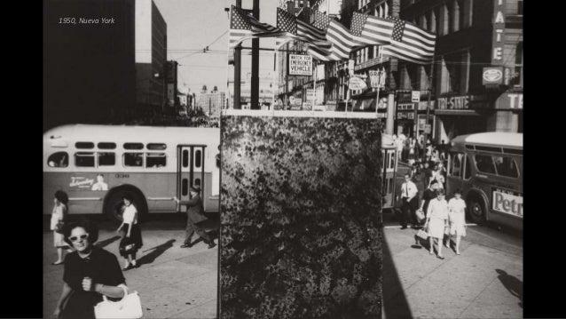 1950, Nueva York