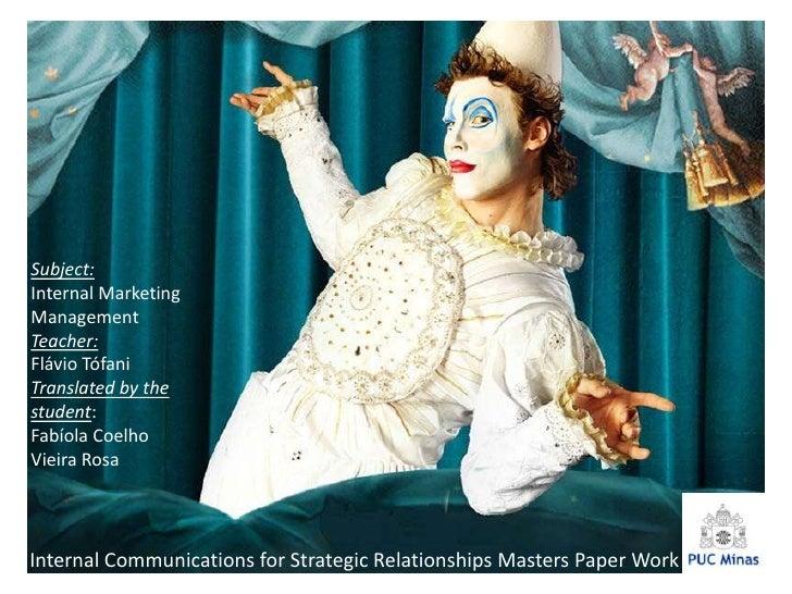 Cirque du Soleil Product and Strategy Essay