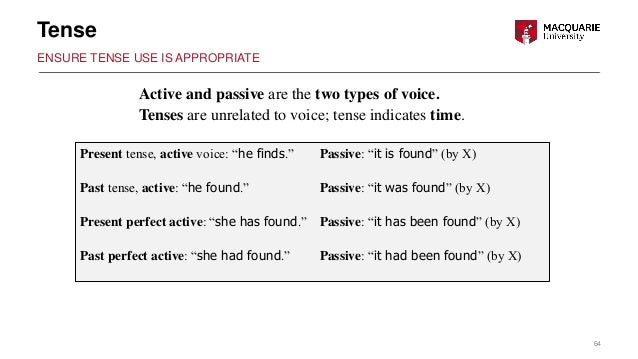 Dissertation proposal service verb tense