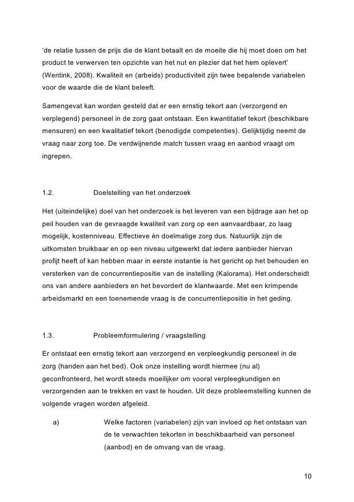 thesis kwantitatief onderzoek inzetbaarheid Daarom houden we onderzoek bij de  onderzoek scholing, duurzame inzetbaarheid:  om met elkaar vraag en aanbod naar arbeid kwalitatief en kwantitatief in.