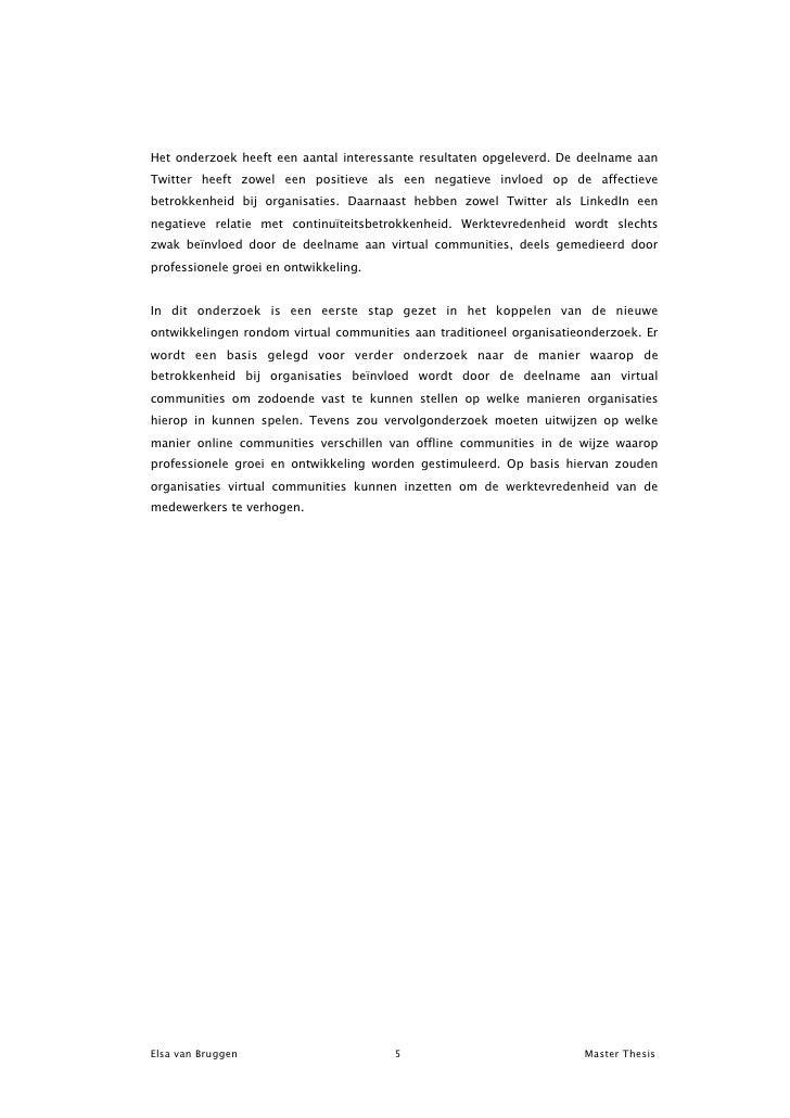 origineel voorwoord thesis