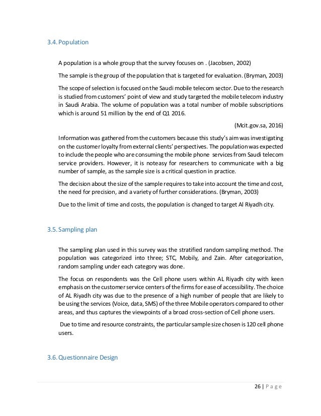Thesis on customer loyalty dissertation corporate finance