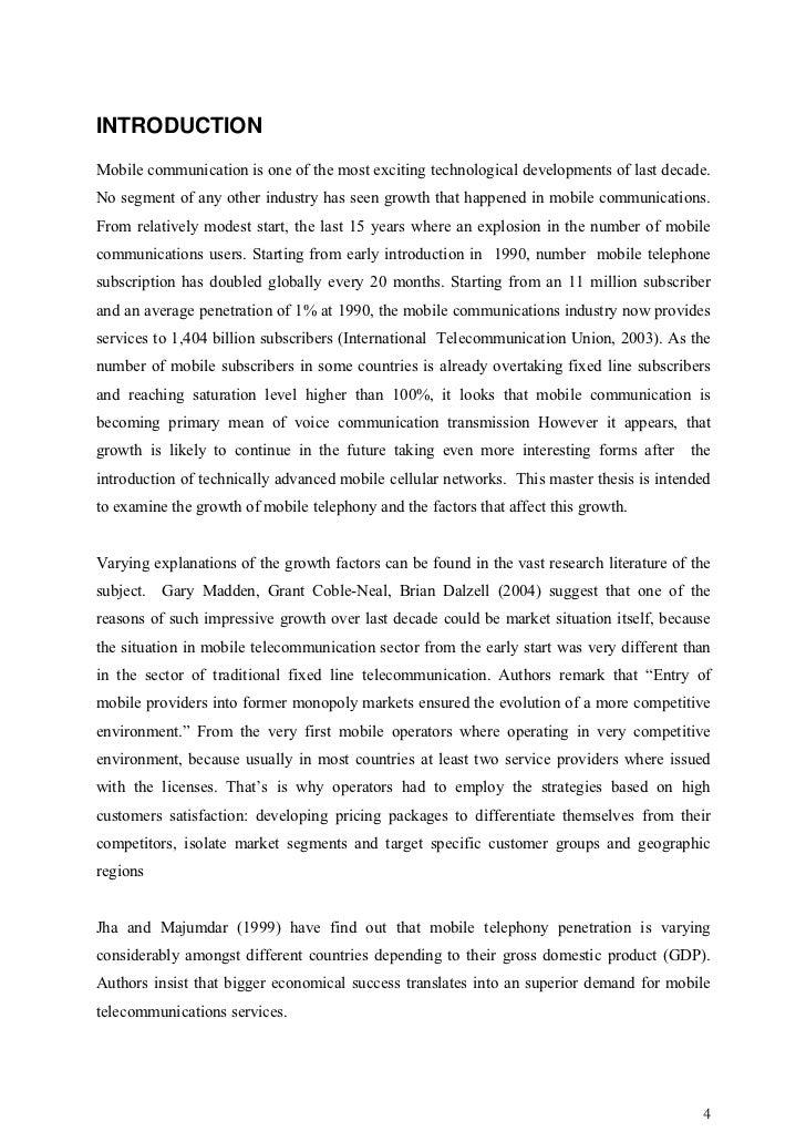 Dissertation proposal biomedical science