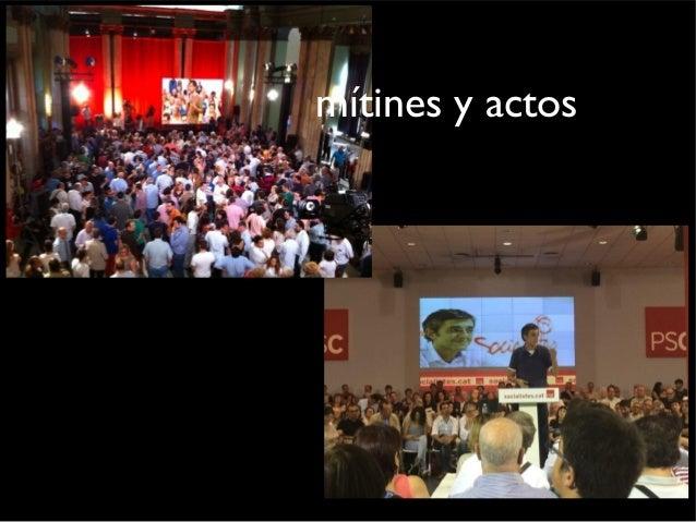 campaña de  movilización  • (escenario)  • HÍBRIDA vs online  • (tamaño)  • MICRO movilización  • (estructura)  • GRASSROO...