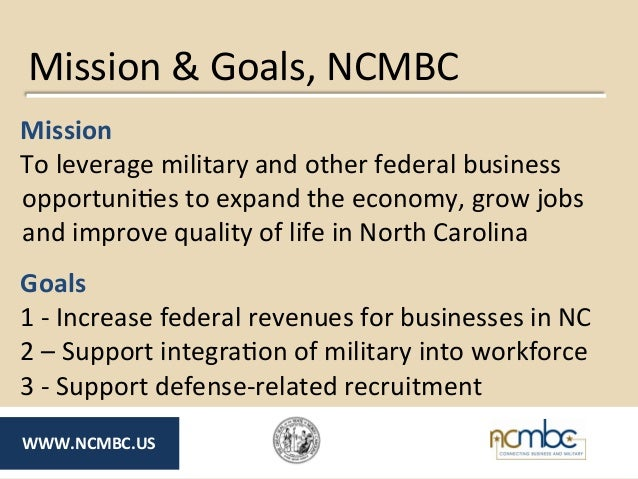 MCAS Cherry Point Small Business Outreach Event
