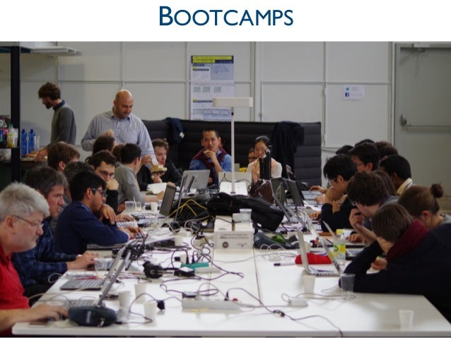 21 BOOTCAMPS