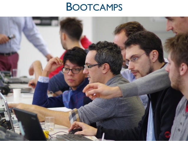 Center for Data Science Paris-Saclay22 BOOTCAMPS