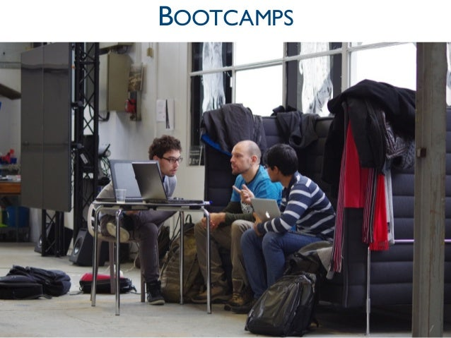 23 BOOTCAMPS