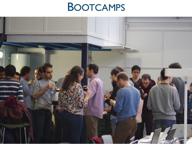24 BOOTCAMPS