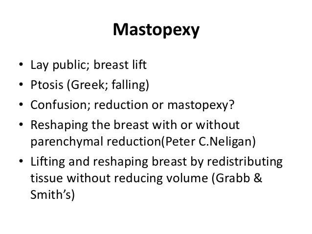 Mastopexy Slide 2