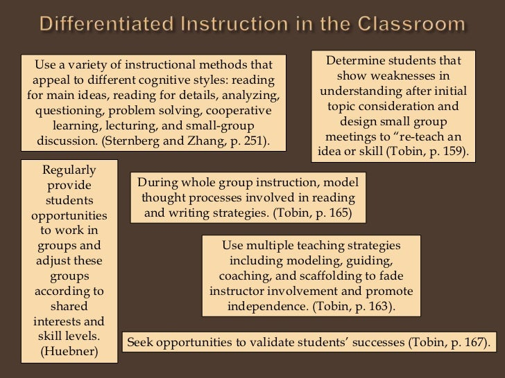 Facilitating The Learning Of Diverse Students