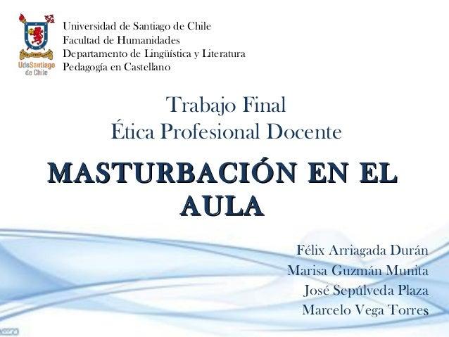 Masturbación en la escala xx 10