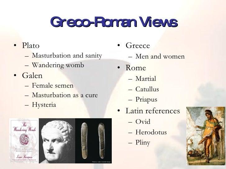 Historical views on masturbation photos 743