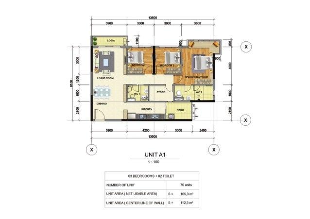 Mặt bằng căn hộ block B Emerald Celadon City - Hotline CĐT 0886 1111 66 - 0968 345 222