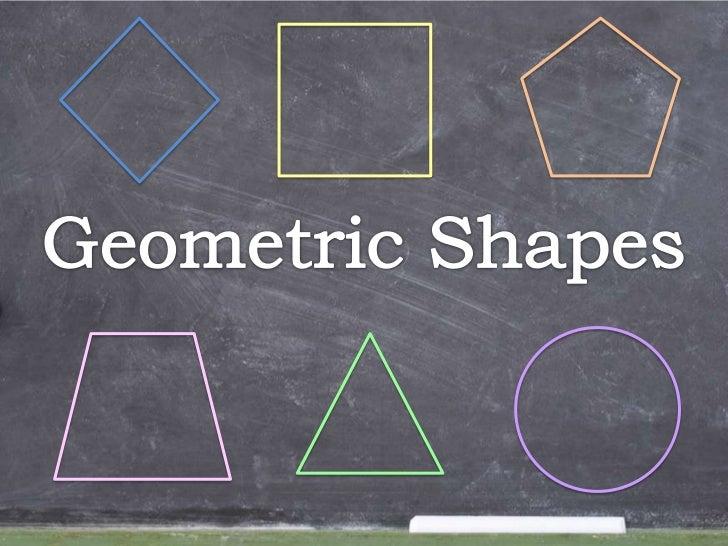 Geometric Shapes<br />
