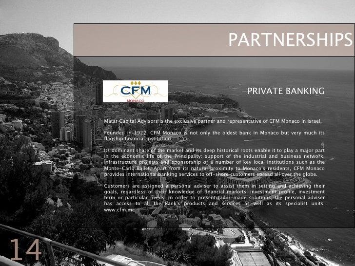 Matar Capital Advisors Corporate Brochure
