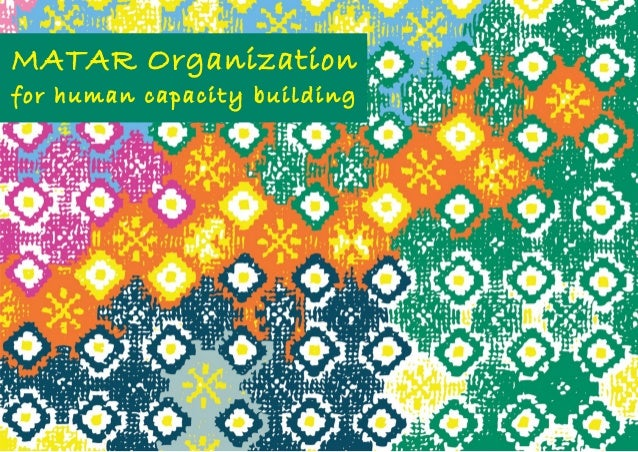 MATAR Organization for human capacity building