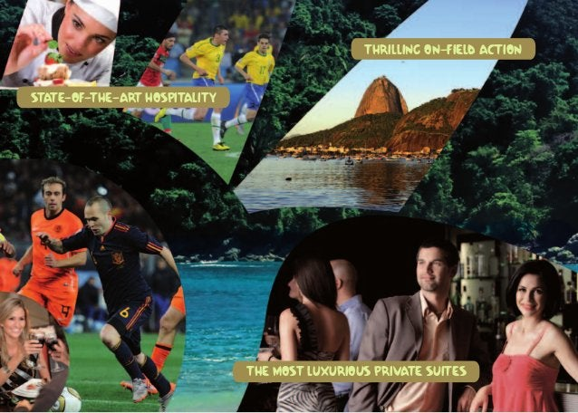 THRILLING ON-FIELD ACTIONState-of-the-art hospitality                               THE MOST LUXURIOUS PRIVATE SUITES