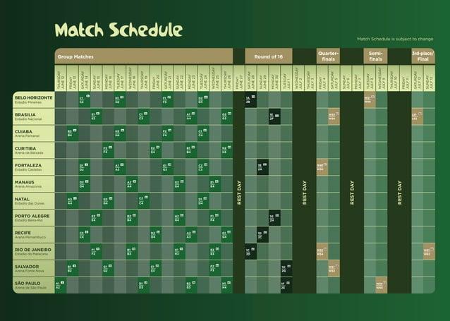 Match Schedule                                                                                                            ...