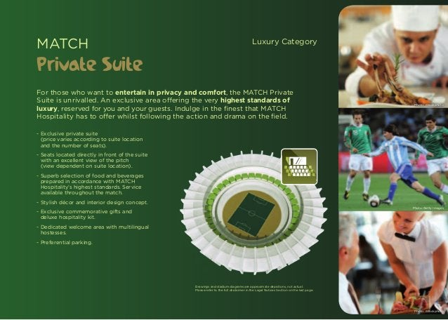 MATCH                                                                                    Luxury CategoryPrivate SuiteFor t...