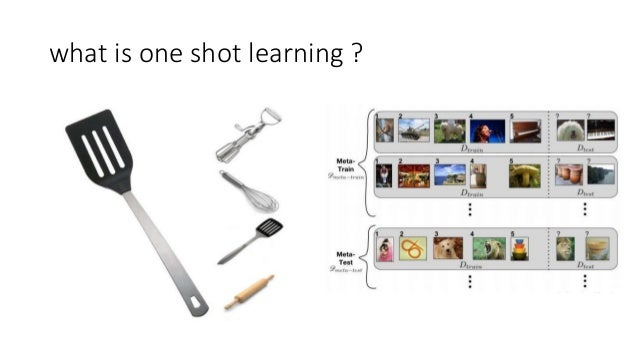 Matching networks for one shot learning Slide 2