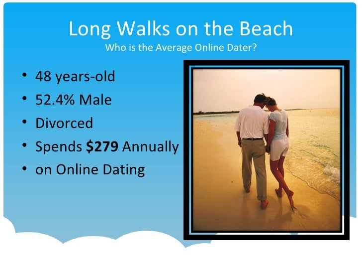 Long walks on the beach dating site