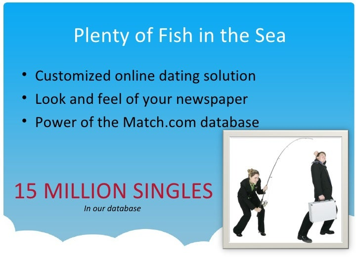 Plenty of fish in the sea free dating site