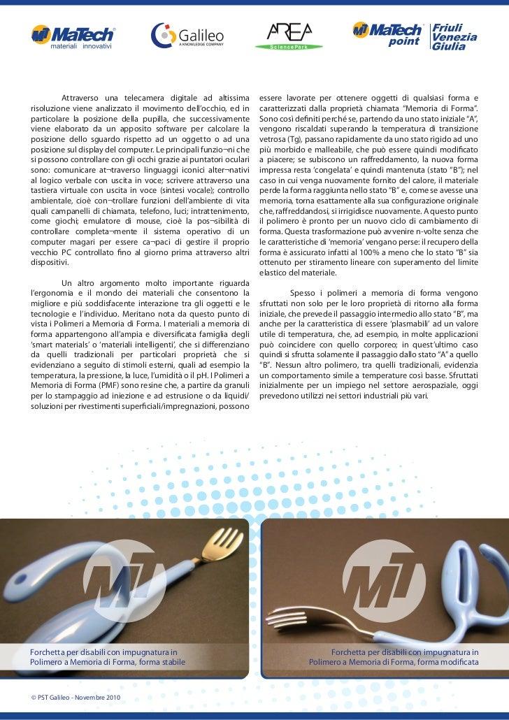 Polimeri Memoria Di Forma.Percezione Sicurezza Visibilita Il Ruolo Dei Materiali