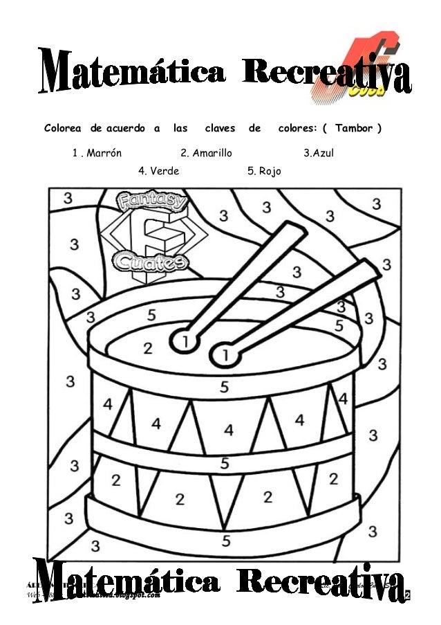 Matematica Recreativa Para Ninos