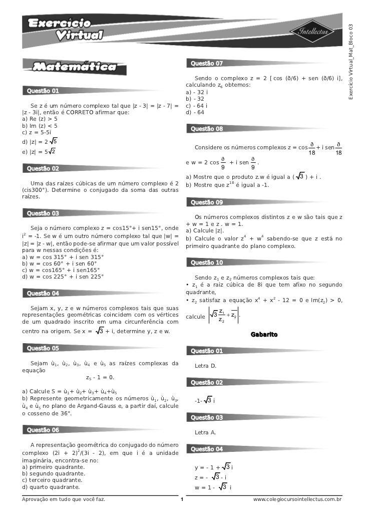 Exercício Virtual_Mat_Bloco 03                                                                  Questão 07                ...