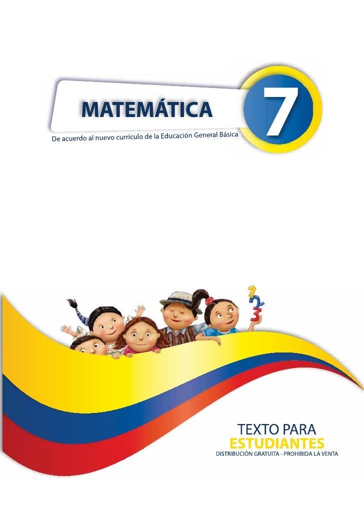 Matematica 7 1