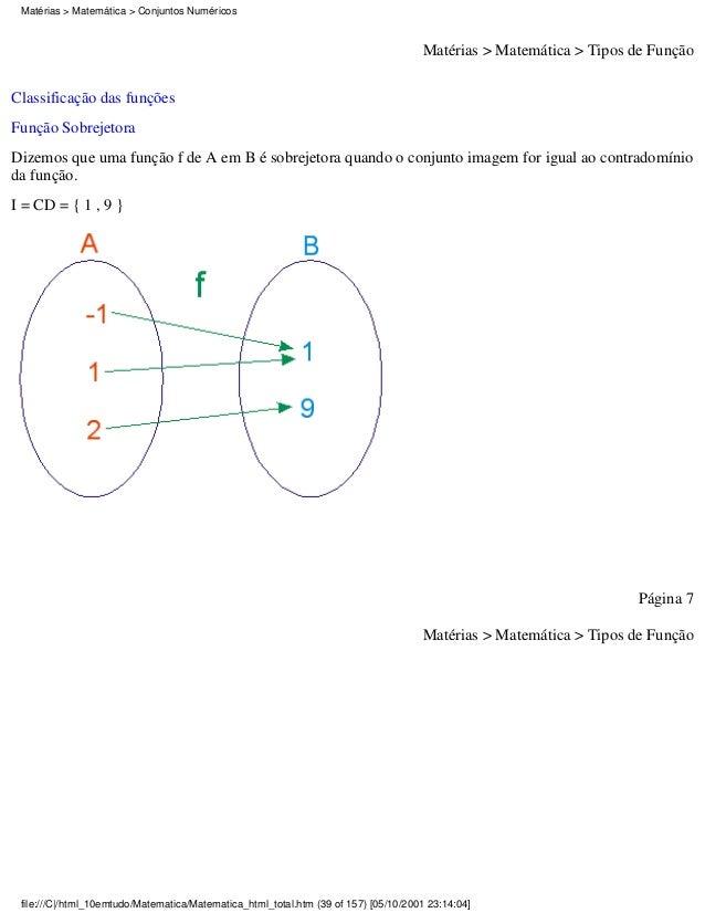 ... 39. Matérias   Matemática   Tipos de Função ... b6f438cabd70c