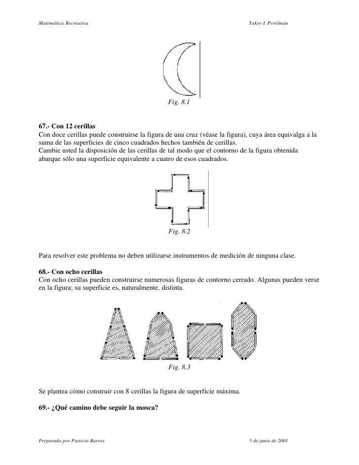 Matemática Recreativa                                                       Yakov I. Perelman                             ...