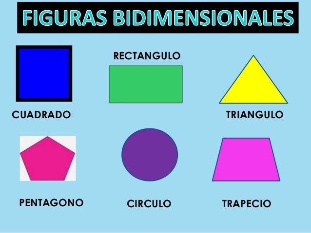 Figuras Bidimensionales