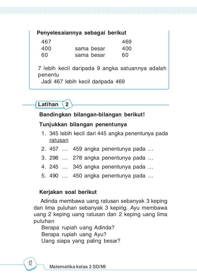 Matematika Kelas 2 Tri Dayat