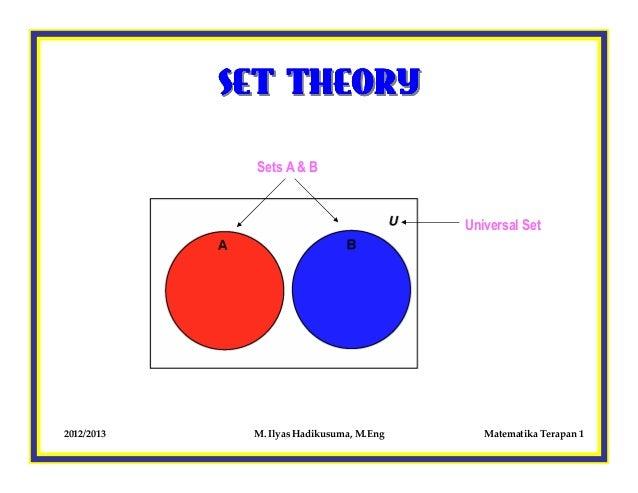 Matematika terapan week 3 set diagrams john venn 1834 1923 9 ccuart Image collections