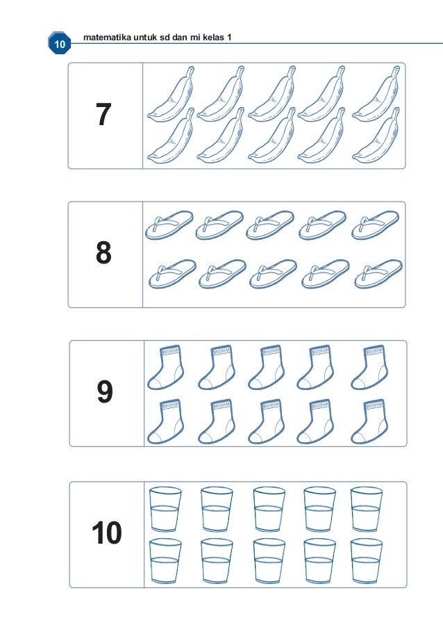 Matematika Untuk Kelas 1 Dian Permana