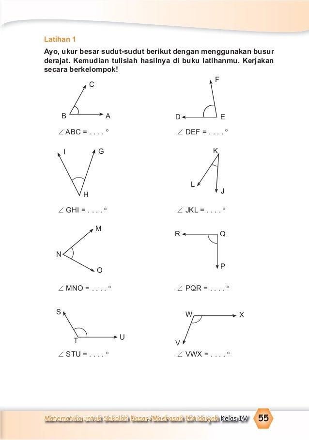 Matematika untuk kelas 4