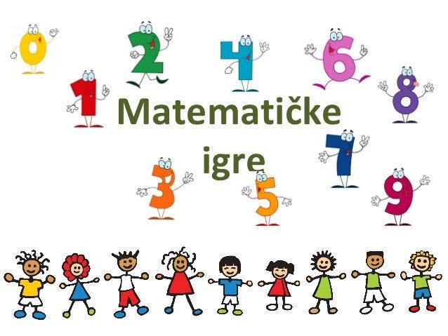 Matematičke    igre