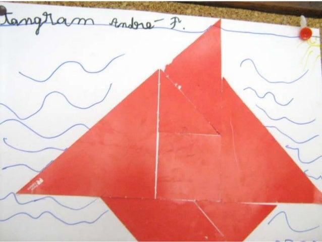 Matemática - tangram Cuisenaire