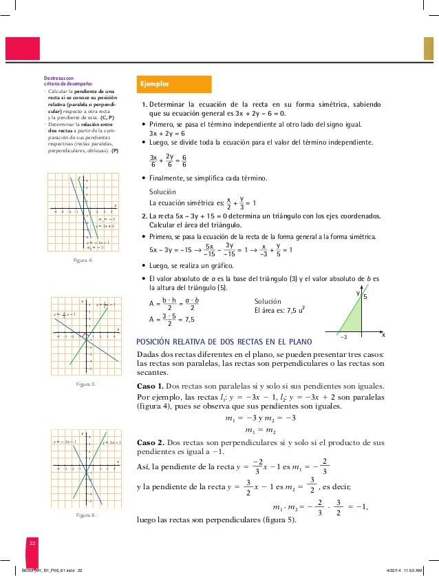 Matemática 1° bgu